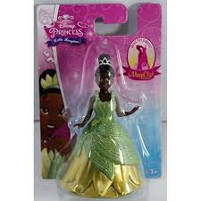 Disney Princess Little Kingdom MagiClip Fashion Tiana Doll by Mattel (Mattel Clip Dolls compare prices)