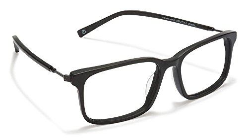 John Jacobs JJ 4361 Matte Black C1 Eyeglasses(103813)