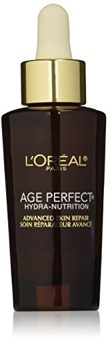 L'Oreal Paris discount duty free L'Oreal Paris Age Perfect Hydra-Nutrition Advanced Skin Repair Daily Serum, 1.0 Fluid Ounce