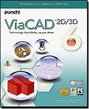Punch! ViaCAD Version 6 2D/3D for Windows
