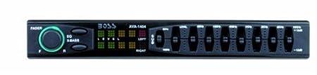 Boss Audio Subwoofer amplifié 7 bandes avec égaliseur