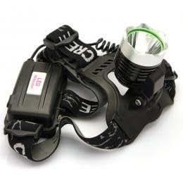 LEDヘッドライト 懐中電灯 1600ルーメン CREE 防水 [並行輸入品]