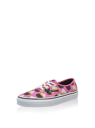 Vans Zapatillas Authentic (Rosa)