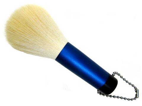 洗顔ブラシ ロイヤルブルー PBT抗菌剤入り 熊野筆 宮尾産業化粧筆 メイクブラシ MPシリーズ2ー1