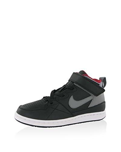 Nike Sneaker Alta Priority Mid Ps [Nero/Grigio]