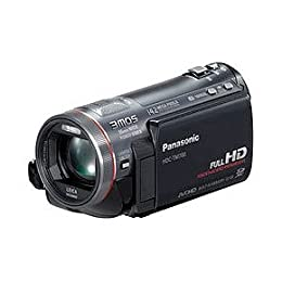Panasonic HDC-TM700K Hi-Def Camcorder with Pro Control System 32GB Flash Black