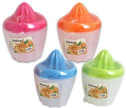 DDI - Mini Plastic Juicer Pitcher Neon Colors (1 pack of 36 items)