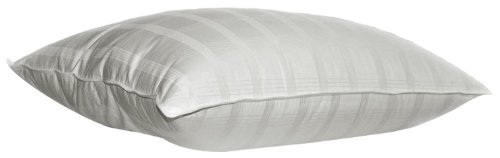 Blue Ridge Home Fashions, Inc Damask 310 Thread Count Standard Down Pillow, White