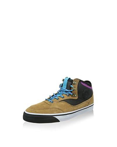 Vans Sneaker Alta M Buffalo Mte [Marrone]