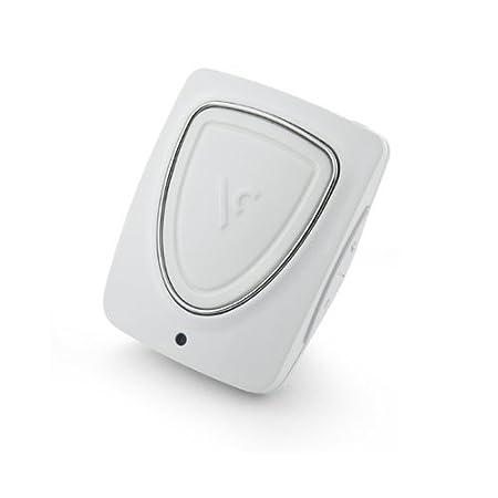 Voice Caddie VC200 Appareil GPS de géolocalisation pour golfeur Blanc blanc