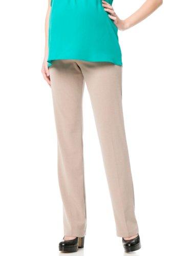 Motherhood Secret Fit Belly Bi-stretch Suiting Straight Leg