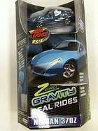 Air Hogs Nano Zero Gravity Real Rides - Blue Nissan 370