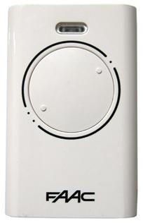 Télécommande Faac XT2 868SLH fréquence 868 Mhz 2 canaux