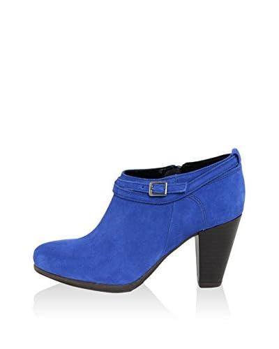Giorgio Picino Zapatos abotinados Reversed Calf Cobalto