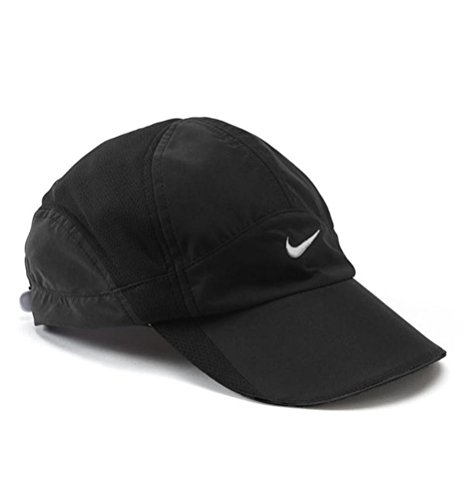 Womens-Black-Featherlight-Cap-by-Nike
