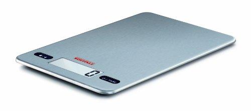 Soehnle 2046543 Page Evolution Balance de Cuisine Electronique Inox 20,7 x 13,2 x 0,83 cm