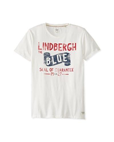 Lindbergh Men's Vintage Short Sleeve T-Shirt