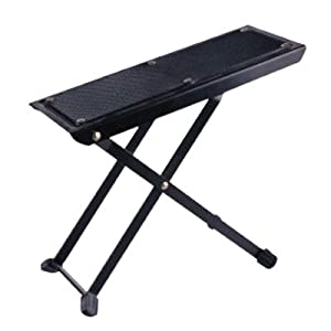 Legacy Folding Guitar Foot Rest Foot Stool