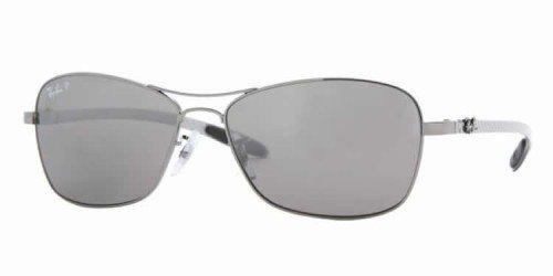 Ray-Ban Sunglasses (RB 8302 004/N8 58)