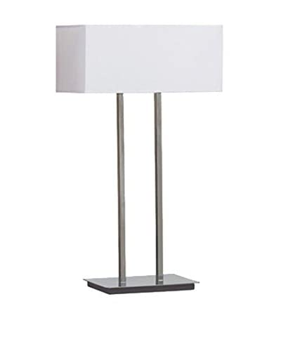 Homemania Lampada Da Tavolo Table Lamp Metallico