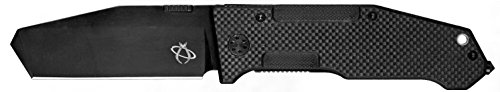 "Mantis Knives MT7-2A ""Folding Pry 2"" High Tech Folding Blades Knife, Black"