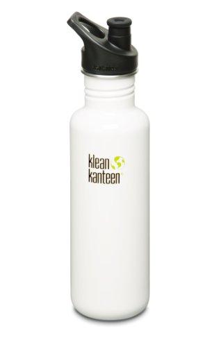 Klean-Kanteen-Edelstahlflasche-mit-Sport-Cap-800-ml-Classic-Glacier-White-8020202
