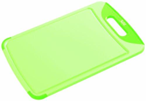 Silit 0020.7671.01 Schneidebrett 38 x 25 cm antibakteriell, grün