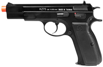 KWA KZ75  NS2 Gas Blow Back System airsoft gun