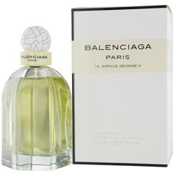 BALENCIAGA PARIS by Balenciaga for WOMEN: EAU DE PARFUM SPRAY 2.5 OZ