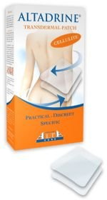 Altadrine Transdermal Cellulite 30 Patches