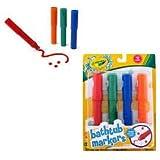 Crayola Bathtub Markers