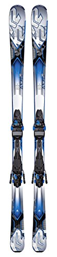 K2 Skis Herren Ski AMP 76 TI M3 10.0 Set