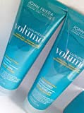 John Frieda Luxurious Volume Thickening Shampoo & Conditioner & Blow Dry Spray