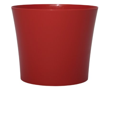 Robert Allen Home And Garden Leland Planter 6 5 Inch Sangria Food Beverages Tobacco Beverages