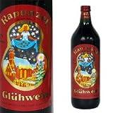 【お酒】 ラプンツェル グリューワイン(ホットワイン)赤 1000ml [Rapunzel Gluhwein]【季節限定品】