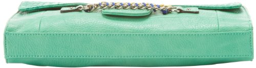 Jessica Simpson Fearless Convertible Clutch,Mint,One Size