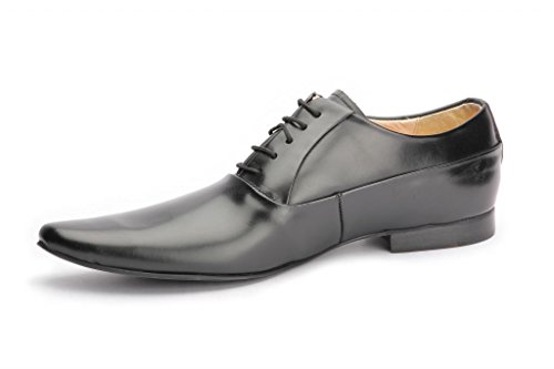 HARRINGTON BLACK FORMAL SHOES