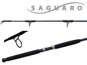 Shimano Saguaro Casting Rod (6-Feet 6-Inch, Medium)