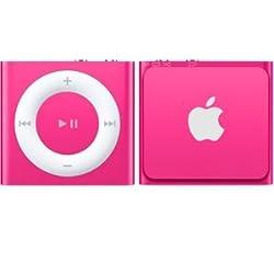 iPod shuffle 2GB - Pink (MKM72HN/A)