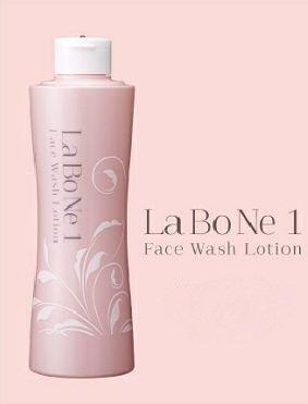 Face Wash Lotion ラボネ1 塗るから洗うへ。新発想の美容液。