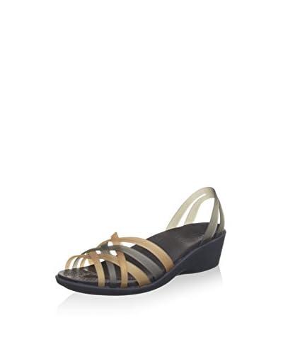 Crocs Sandalo Zeppa Huarache Mini Wedge W