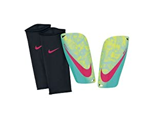Nike Mercurial lite Volt/retro/lsrcrm/(black), Größe Nike:XL