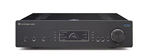 Cambridge-Azur-851E-Preamp-Black