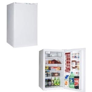 Haier America, 4.5cf Fridge with Freezer