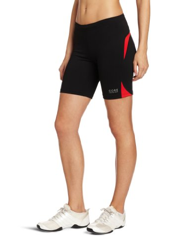 Buy Low Price Gore Running Wear Women's Sunlight Lady Short Tight (TSUNLV-P)