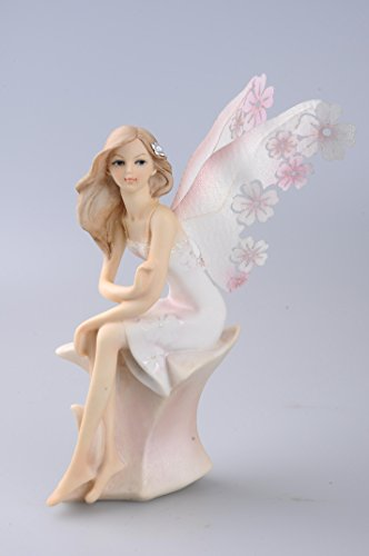 Sweet 16 Sitting Fairy Figurine by Comfy Hour