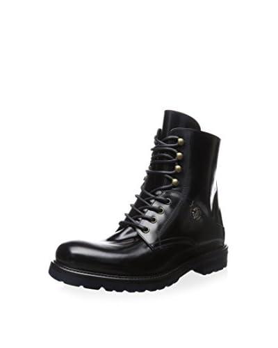 Roberto Cavalli Men's Gordon Lace-Up Boot