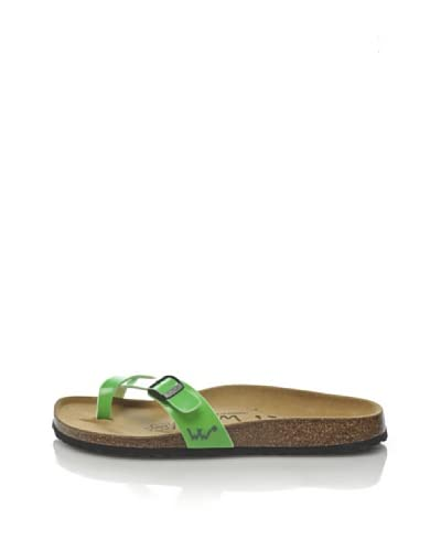 World Walker By Birkenstock Sandalo Silvia [Verde]