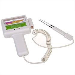 Water Quality PH/CL2 Chlorine Tester Level Meter PH Tester