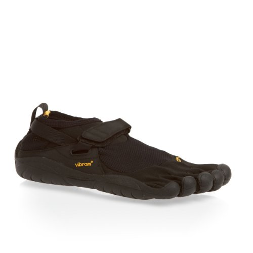Vibram Fivefingers Womens KSO Shoes - Black/Black